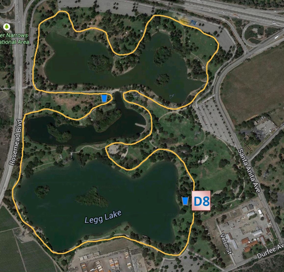 Proposed 2016 DHOP-Run with a PAAL 5K Course